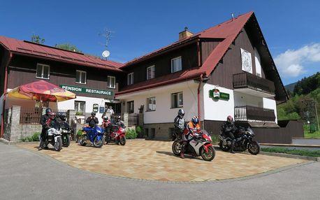 Horský pension Gendorf poblíž Stezky korunami stromů Krkonoše