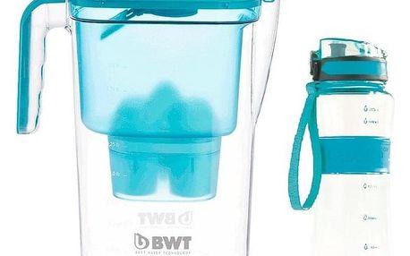BWT Vida 2.6 l modrá + dárek sportovní láhev