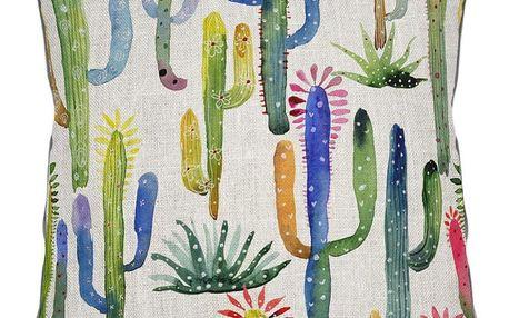 Polstář Surdic Cactus, 45x45 cm