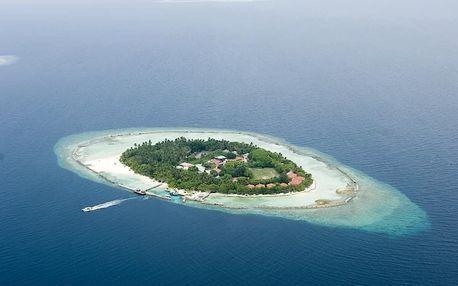 Maledivy - Atol Ari na 10 dní, polopenze nebo snídaně s dopravou letecky z Prahy