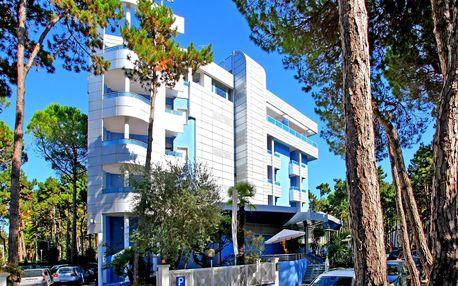 4–10denní Itálie, Bibione | Hotel Alemagna**** | Dítě zdarma | Polopenze, plná penze | Možnost autobusové dopravy