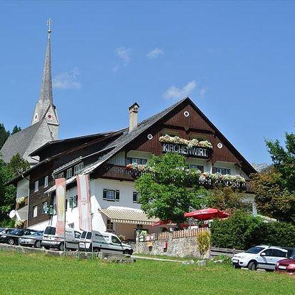 Gasthof Kirchenwirt v Gosau - Solná komora