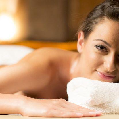 Tajemství masérny: výběr ze 3 druhů masáží
