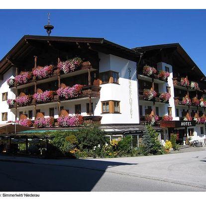 Hotel Simmerlwirt v Niederau - Wildschönau