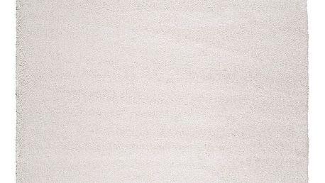Bílý koberec Universal Khitan Liso White, 160x230cm