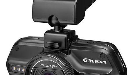 Autokamera TrueCam A7S černá Podložka protiskluzová TrueCam univerzální černý v hodnotě 359 Kč + DOPRAVA ZDARMA