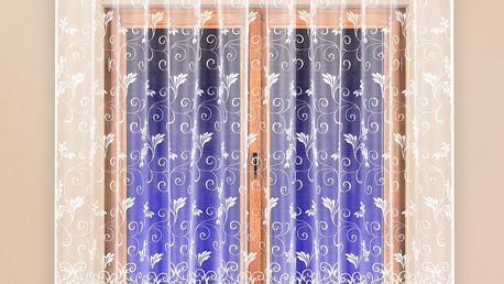4Home Záclona Anita, 300 x 220 cm, 300 x 220 cm