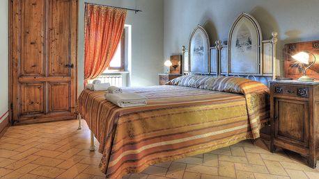 Ubytování na italském venkově u Jadranu se snídaní