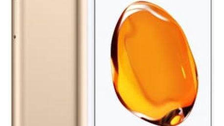Mobilní telefon Apple iPhone 7 Plus 32 GB - Gold (MNQP2CN/A) + DOPRAVA ZDARMA
