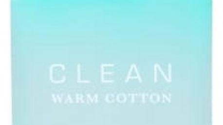 Clean Warm Cotton 60 ml parfémovaná voda tester pro ženy