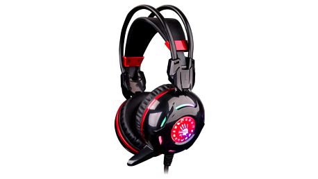 Headset A4Tech Bloody G300 černý (G300)