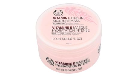 The Body Shop Vitamin E 100 ml pleťová maska pro ženy