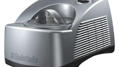 Zmrzlinovač DeLonghi Il Gelataio ICK6000 stříbrný
