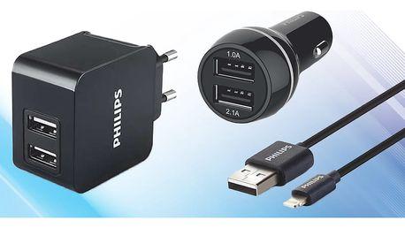 Lightning kabely a nabíječky pro elektroniku Apple