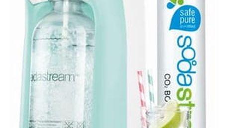 Výrobník sodové vody SodaStream Pastels JET PASTEL GREEN zelený