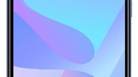 Mobilní telefon Huawei Y6 Prime 2018 Dual SIM (SP-Y6P18DSLOM) modrý SIM karta T-Mobile 200Kč Twist Online Internet + Powerbank Forever 10000 mAh 2xUSB šedá/bílá v hodnotě 799 Kč + DOPRAVA ZDARMA