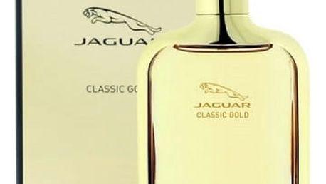 Jaguar Classic Gold 100 ml toaletní voda tester pro muže