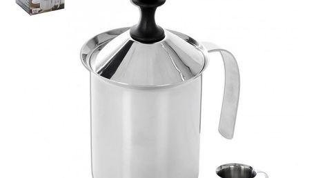 Orion Šlehač na cappuccino nerez 0,5l