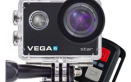 Outdoorová kamera Niceboy VEGA 6 star černá (vega-6-star)