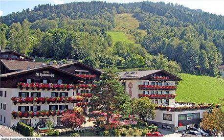 Hotel St. Hubertushof v Zell am See/Thumersbach