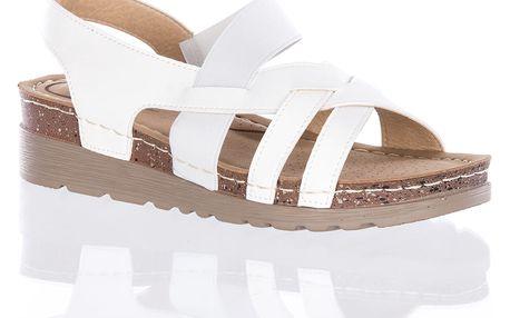 Camo Dámské sandály šíře G pružné pasky