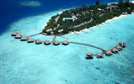 Maledivy - Jižní Atol Male na 9 až 10 dní, all inclusive s dopravou letecky z Prahy přímo na pláži