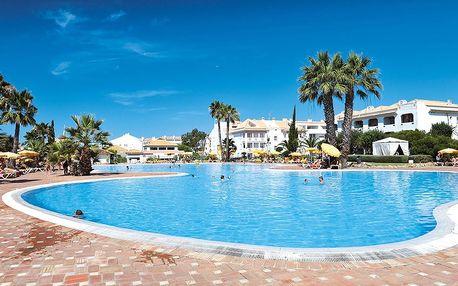 Portugalsko - Algarve na 9 až 16 dní, all inclusive s dopravou letecky z Prahy 700 m od pláže