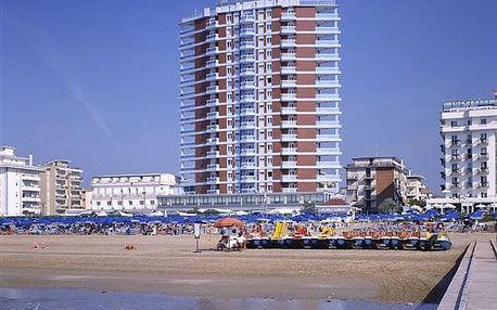 Itálie - Lido di Jesolo na 8 dní, polopenze nebo snídaně s dopravou vlastní přímo na pláži