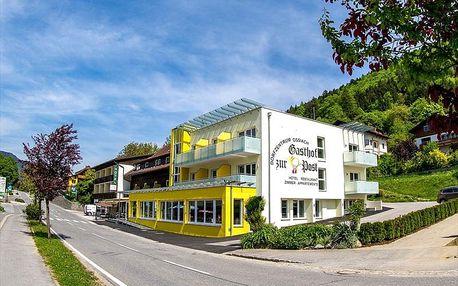 Hotel Zur Post u jezera Ossiachersee