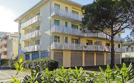 Itálie - Bibione na 8 dní, bez stravy s dopravou vlastní 250 m od pláže