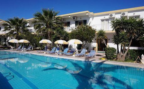 Řecko - Korfu na 13 až 14 dní, polopenze, večeře nebo bez stravy s dopravou autobusem 100 m od pláže