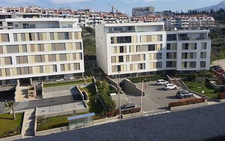 Chorvatsko - Split na 10 dní, polopenze s dopravou autobusem 70 m od pláže