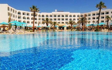 Tunisko - Hammamet na 8 dní, all inclusive s dopravou letecky z Prahy nebo Brna přímo na pláži