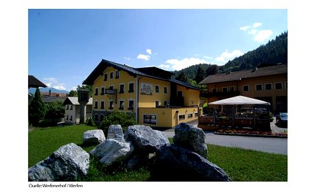 Gasthof Werfenerhof ve Werfenu