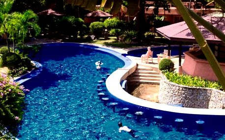 Thajsko - Pattaya na 12 dní, snídaně s dopravou letecky z Prahy 500 m od pláže