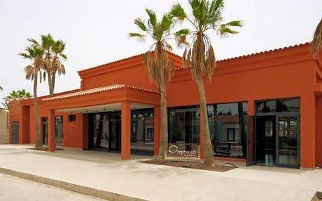 Kanárské ostrovy - Fuerteventura na 8 dní, snídaně nebo bez stravy s dopravou letecky z Prahy nebo Brna 300 m od pláže
