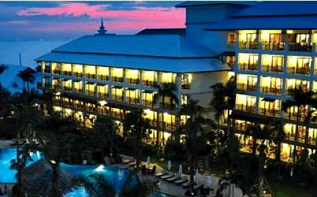Thajsko - Pattaya na 10 až 12 dní, snídaně s dopravou letecky z Prahy přímo na pláži