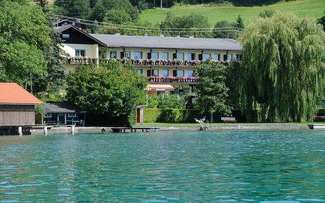 Hotel Weyregg ve Weyreggu u jezera Attersee