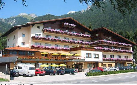 Hotel Edelweiss v Eben am Achensee