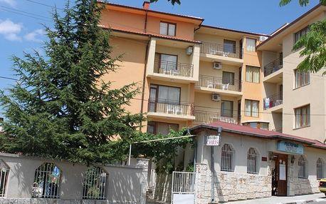 Bulharsko - Sveti Vlas na 4 až 8 dní, polopenze nebo snídaně s dopravou letecky z Prahy nebo Brna 500 m od pláže