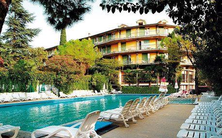 Hotel Palme v Gardě