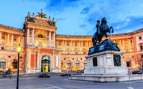 Ubytování ve Vídni blízko centra s dětmi do 17 let zdarma