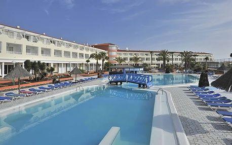 Kanárské ostrovy - Fuerteventura na 8 dní, all inclusive s dopravou letecky z Prahy nebo Brna 8 km od pláže