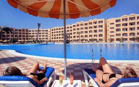 Tunisko - Mahdia na 8 dní, all inclusive s dopravou letecky z Prahy přímo na pláži