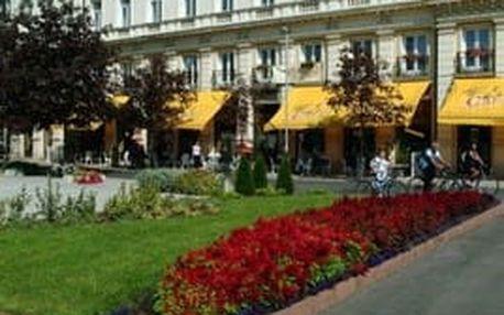 Maďarsko - Střed okolí Dunaje na 5 dní, snídaně s dopravou vlastní