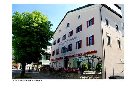 Hotel Heitzmann v Mittersillu