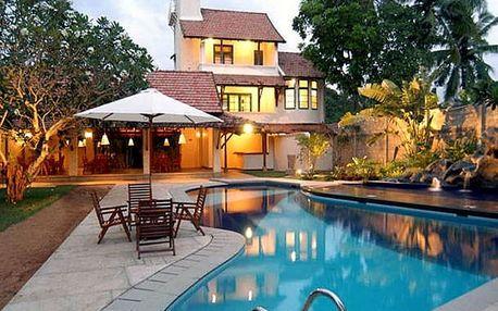 Srí Lanka - Waduwa na 10 dní, plná penze, polopenze nebo snídaně s dopravou letecky z Prahy přímo na pláži