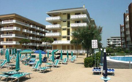 Itálie - Lido di Jesolo na 10 dní, bez stravy s dopravou autobusem přímo na pláži
