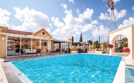 Řecko - Rhodos na 8 dní, all inclusive s dopravou letecky z Prahy, Brna nebo Ostravy 1 km od pláže