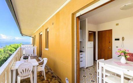 Itálie - Lignano na 8 dní, bez stravy s dopravou vlastní 20 m od pláže